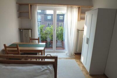 Möblierte Wohnung Altona
